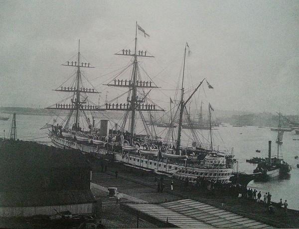 HMS Jumna