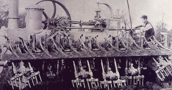 Darby Steam-Digger