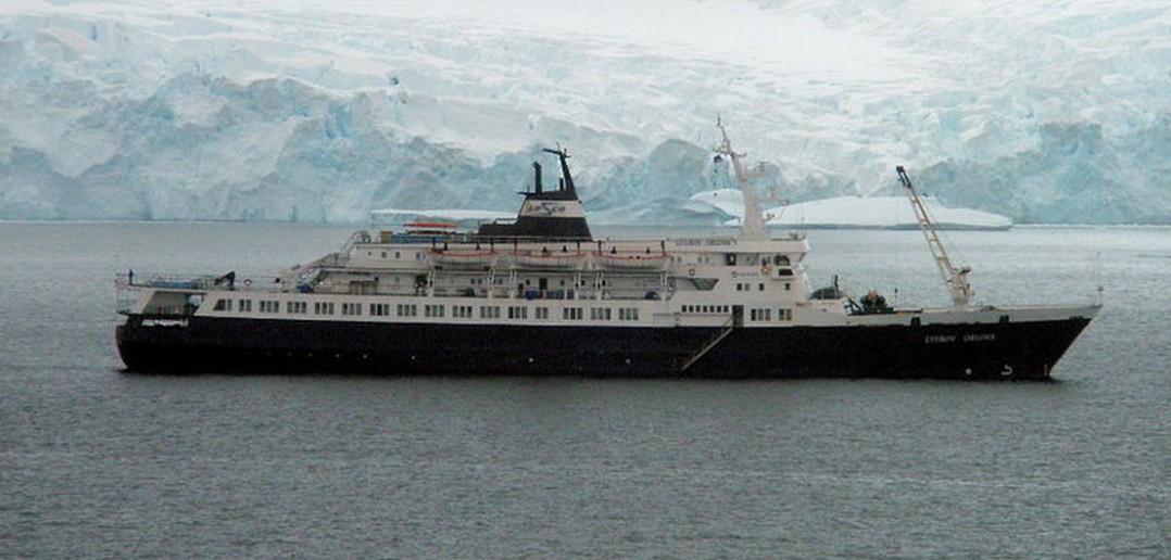 MV Lyubov Orlova - statek widmo