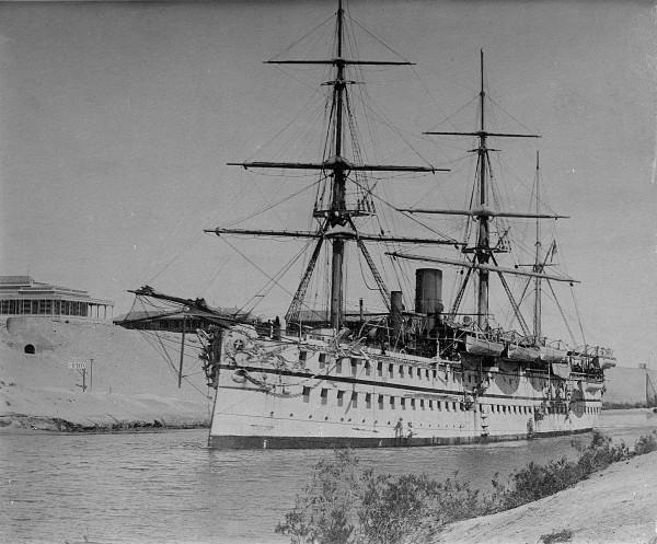 HMS Malabar