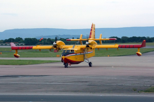Canadair CL-415 (fot. airrecognition.com)