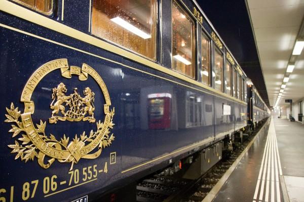 Orient Express (fot. Murdockcrc/Wikimedia Commons)