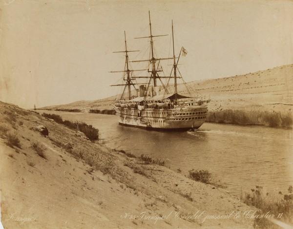 HMS Crocodile