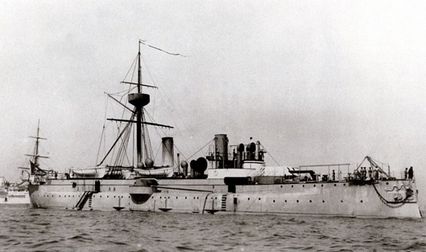 Krążownik Laiyuan