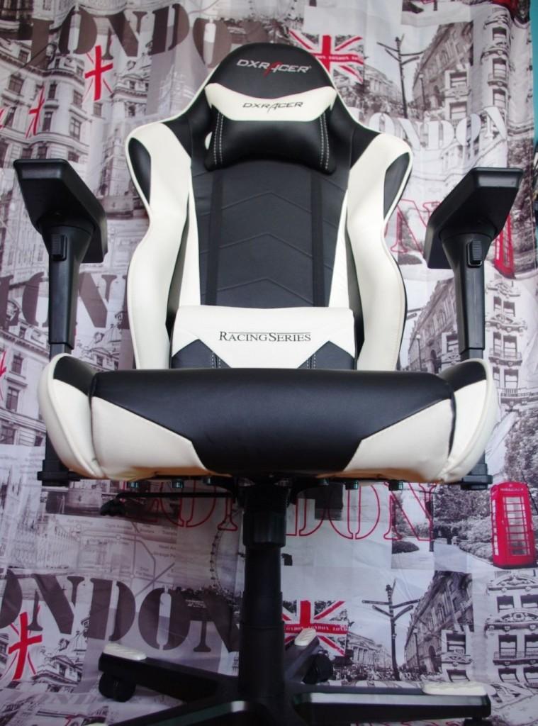 Test fotela dla graczy - DXRacer Areo