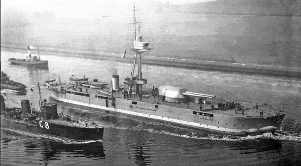 HMS Raglan