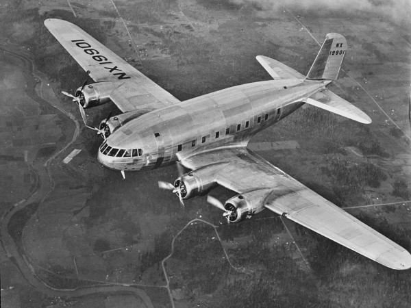 Boeing 307 Stratoliner (Fot. Time Life Pictures/Mansell/Time Life Pictures/Getty Images)