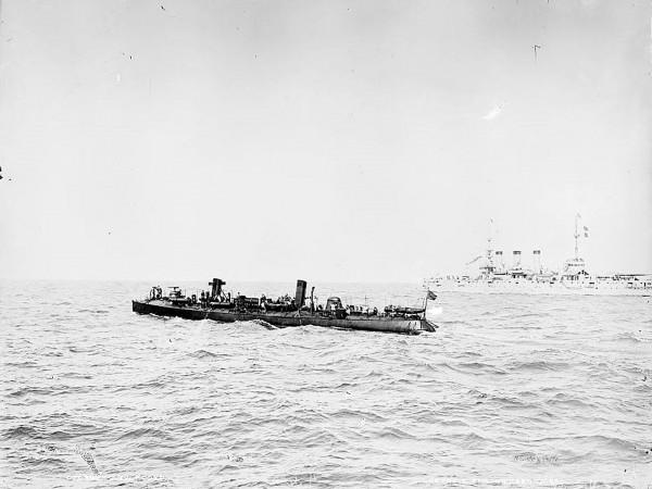Torpedowiec USS Foote