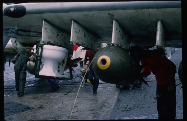 VA-25 Toilet Bomb
