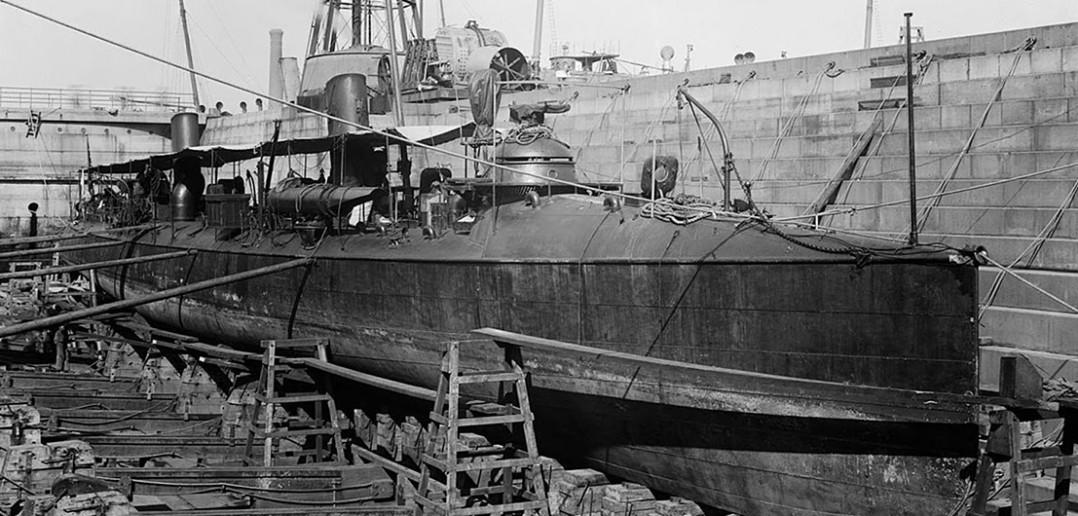 Torpedowiec USS Foote (TB-3)