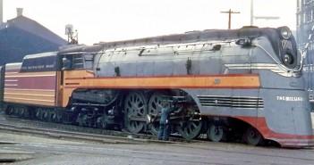 Parowozy CNW Class E-4 i MR Class F-7