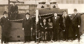 Studebaker Supply Tank - zapomniany amerykański czołg