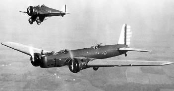 Boeing B-9 - latająca (nie)forteca