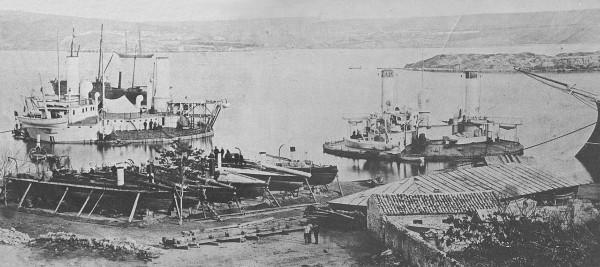 Nowogrod i Wiceadmirał Popow