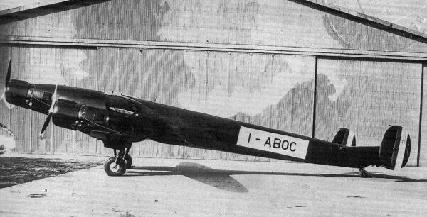 Piaggio P.23R