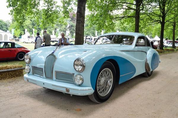 Talbot-Lago T26 Grand Sport (1948)