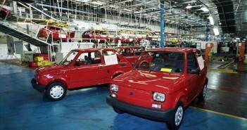 Ostatnia seria produkcyjna Fiata 126p Maluch Happy End (fot. Legendy PRL)
