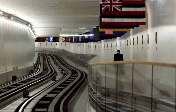 Capitol subway system współcześnie