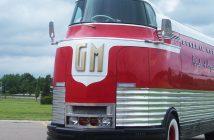 GM Futurliner - wyjątkowa ciężarówka z lat 40.
