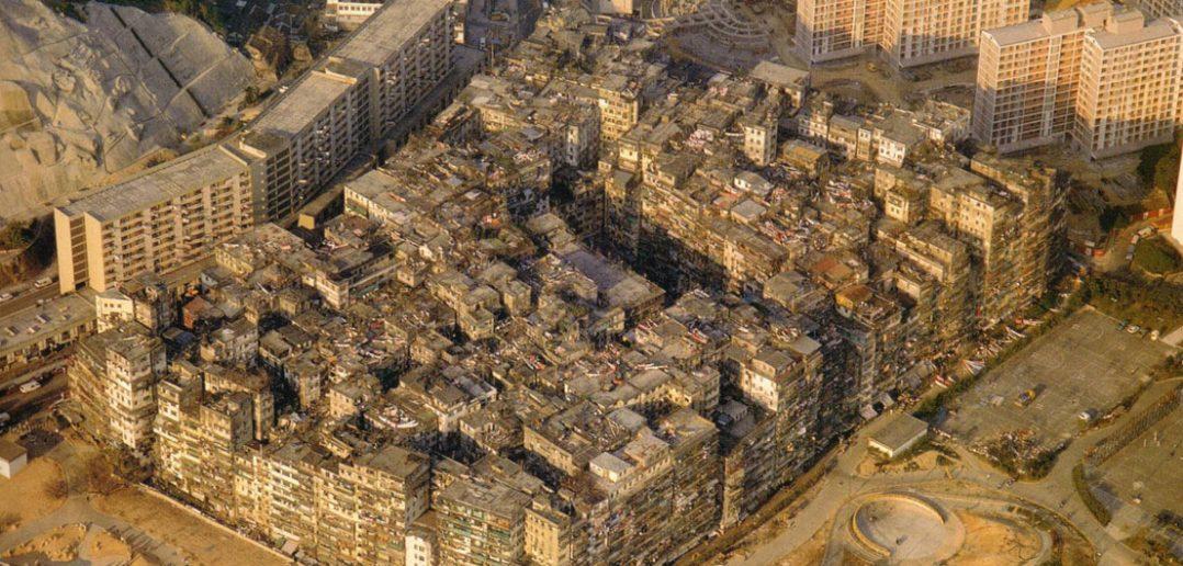 Kowloon Walled City - niesamowite miasto w mieście