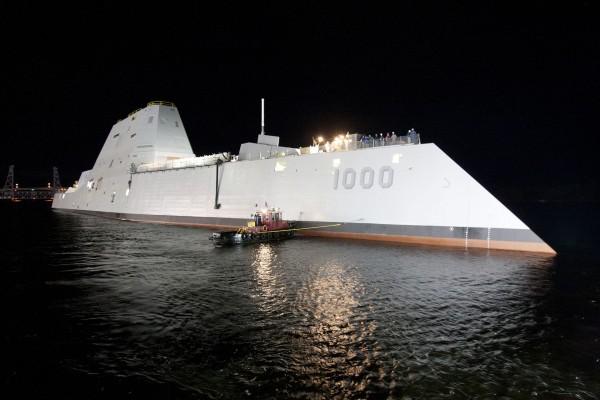 USS Zumwal