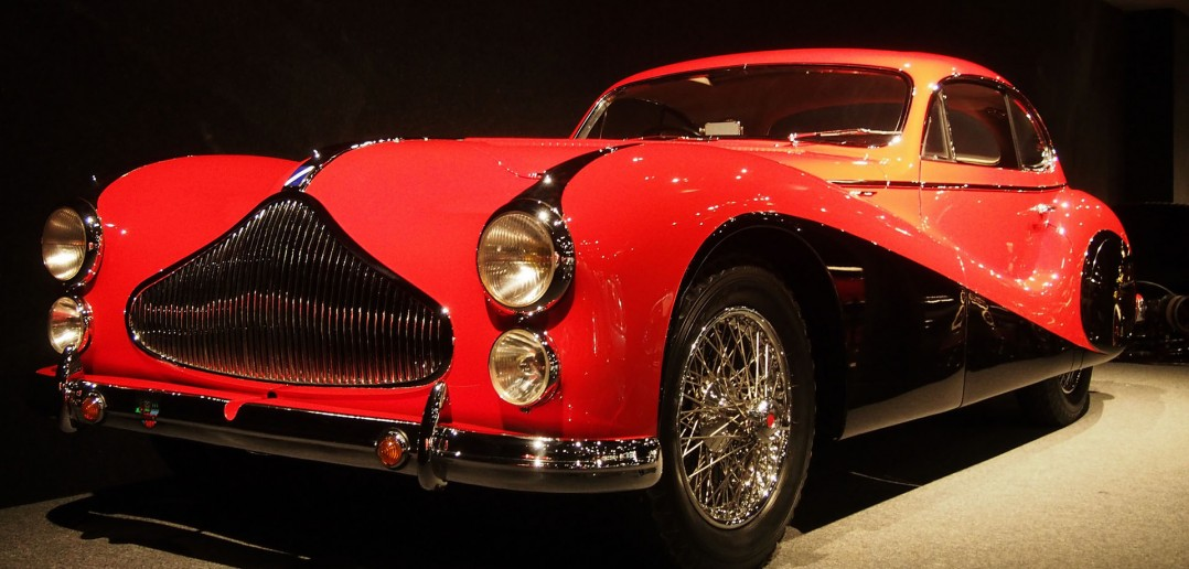 Talbot-Lago T26 Grand Sport Coupe (1951)