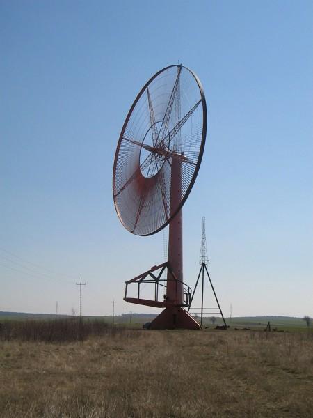 Turbina wiatrowa w Rębielicach Królewskich