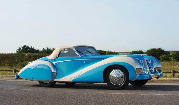 Talbot-Lago T26 Grand Sport Cabriolet (1948)