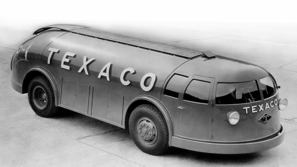 Texaco Diamond T Doodlebug