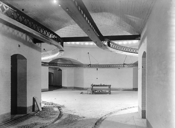 Capitol subway system w 1912 roku (fot Harris Ewing)