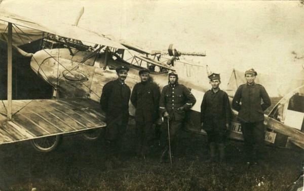 Poznańscy piloci