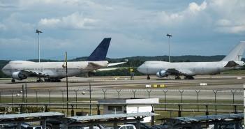 Zapomniane Boeingi 747 na lotnisku w Kuala Lumpur