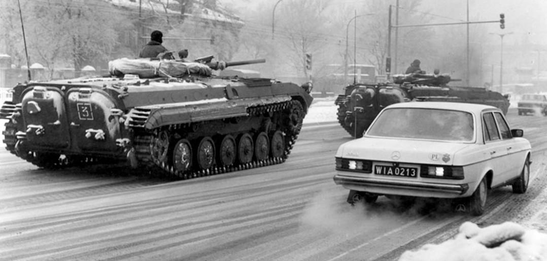 Stan Wojenny w Polsce 1981-1983