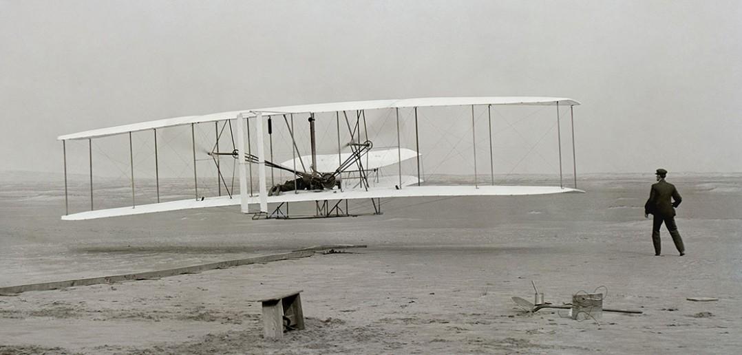 Bracia Wright i pierwszy lot samolotu