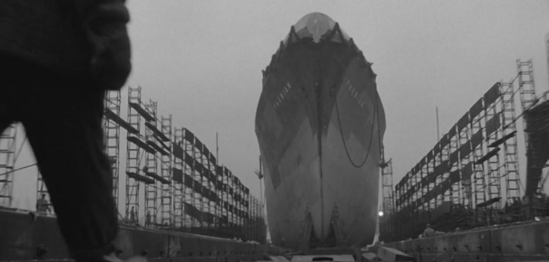 Narodziny statku - film dokumentalny