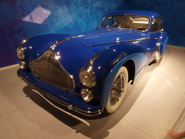 Talbot-Lago T26 Grand Sport Coupe (1948)