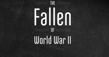 The Fallen of World War II - infografika