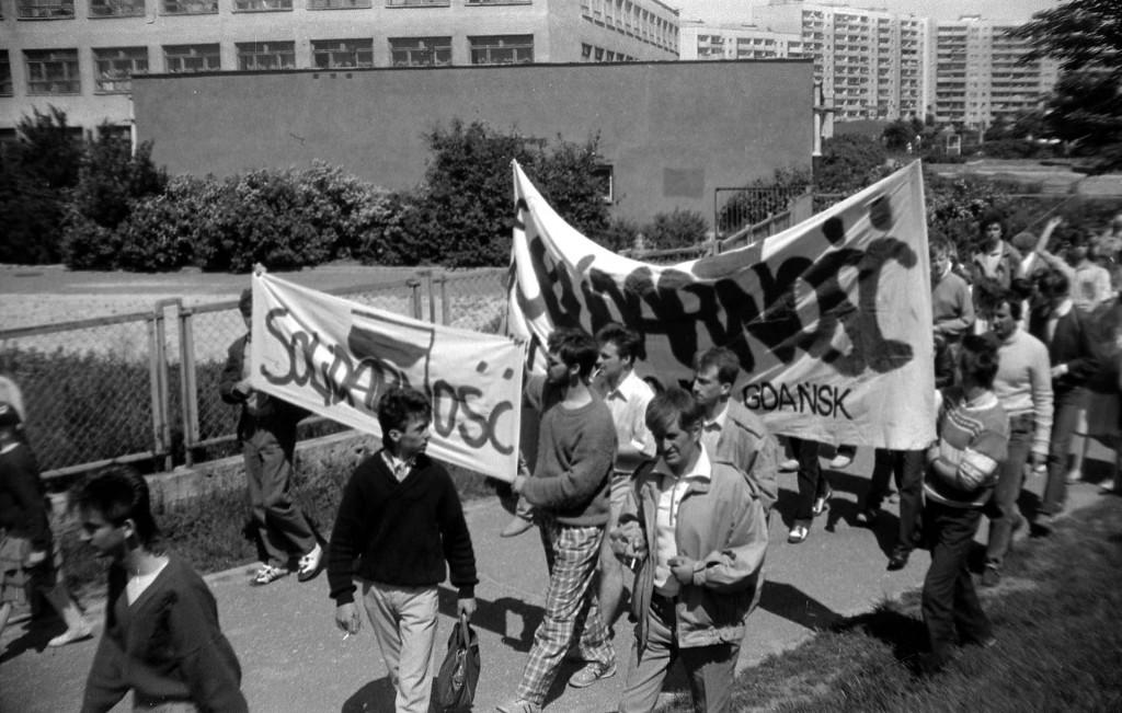 Demonstracja Solidarności
