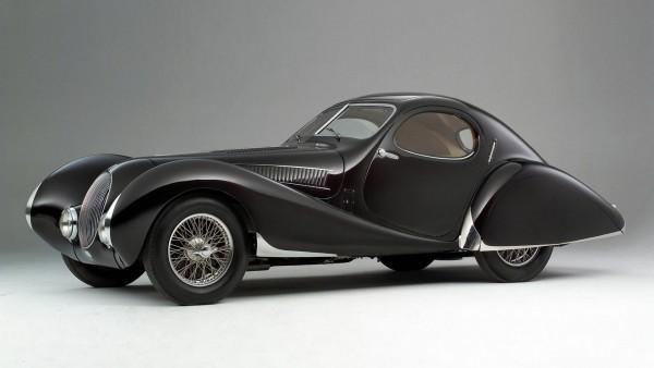 Talbot Lago T150 z 1938 roku