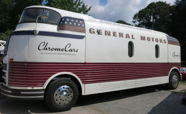 GM Futurliner (fot. pxhere.com)