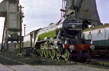 Lokomotywa LNER Class A3 Flying Scotsman (fot. David Ingham)