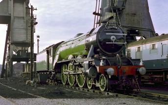 Lokomotywa LNER Class A3 Flying Scotsman (fot. David Ingham)