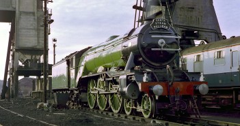Lokomotywa LNER Class A3 Flying Scotsman