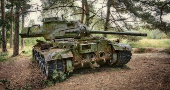 M47 Patton (fot. DARKstyle Pictures)