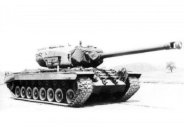 Heavy Tank T30