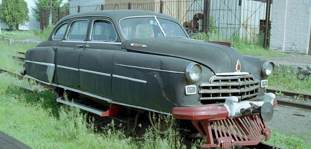 Drezyna GAZ-12 ZIM