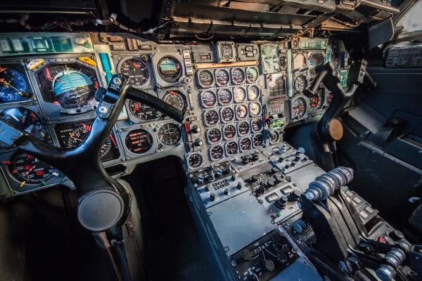 Uziemiony Concorde (fot. 4.4.2 Explorations)
