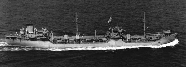 Tankowiec typu T2 - Hat Creek