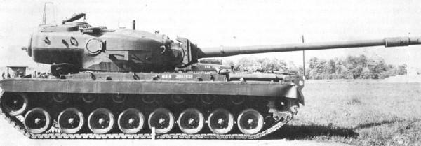 Heavy Tank T34