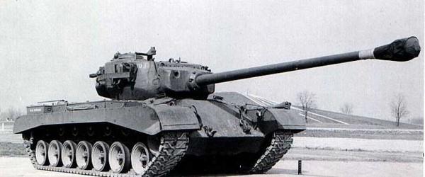 Heavy Tank T32